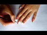 Лучшие идеи для маникюра. Модный маникюр - цветы ( 2- 2 )