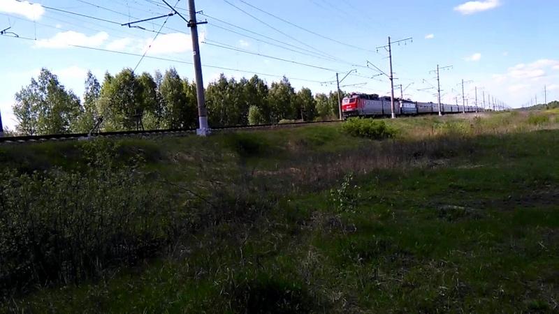 Наши поезда,самые поездатые поезда в мире!))