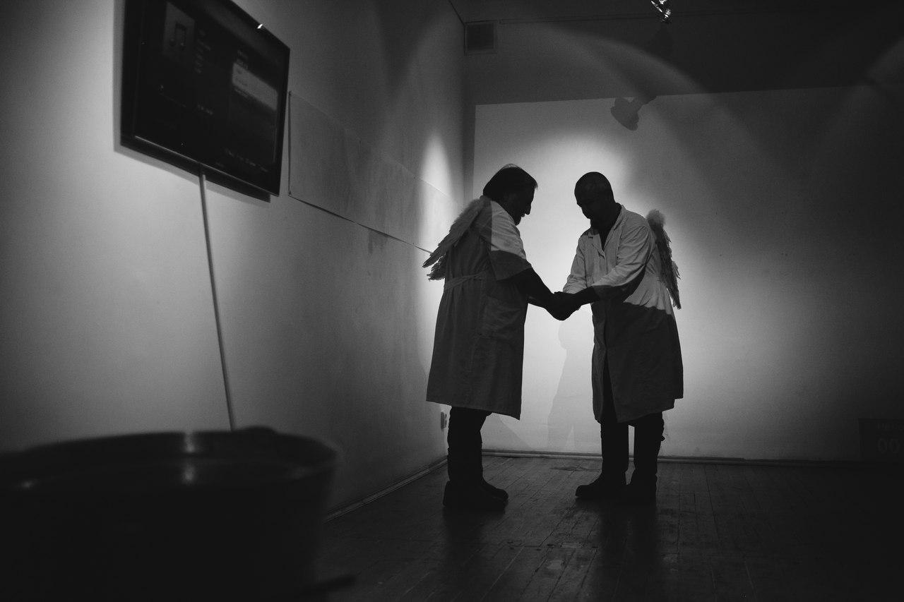 """Афиша Коломна Спектакль-трансформер """"Веничка ищет Бога""""-1 мая"""
