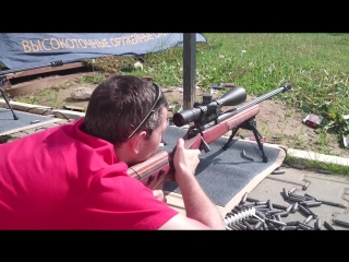 Винтовка ORSIS Varmint SE .308, стрельба на 500 метров