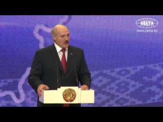 Лукашенко предложил 2015 год в Беларуси сделать Годом молодежи