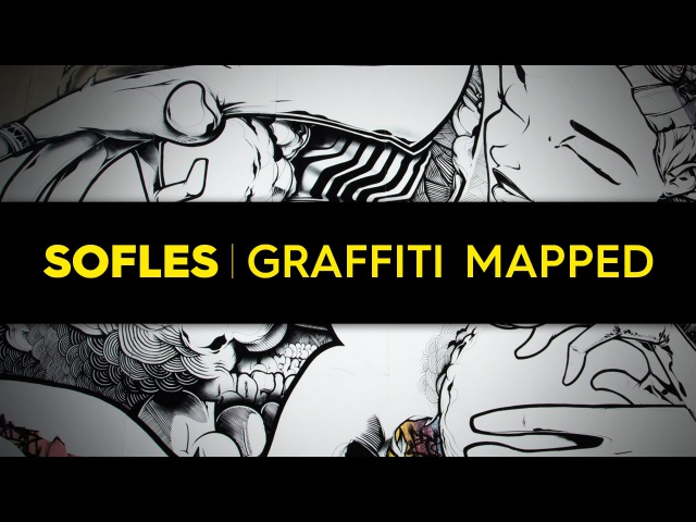 SOFLES | GRAFFITI MAPPED
