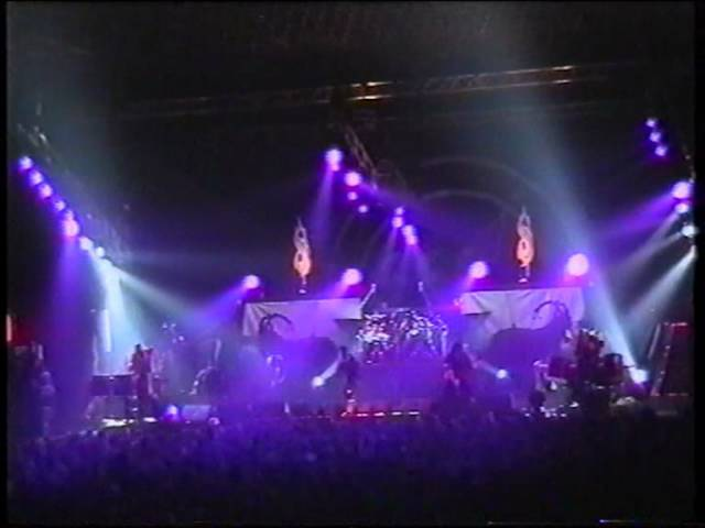 Slipknot Live - 06 - Gently | Milan, Italy [2001.05.20] Rare
