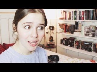 THIS YA BOOK IS A MOVIE? MIND. BLOWN. | Sasha's Nighttime Chats