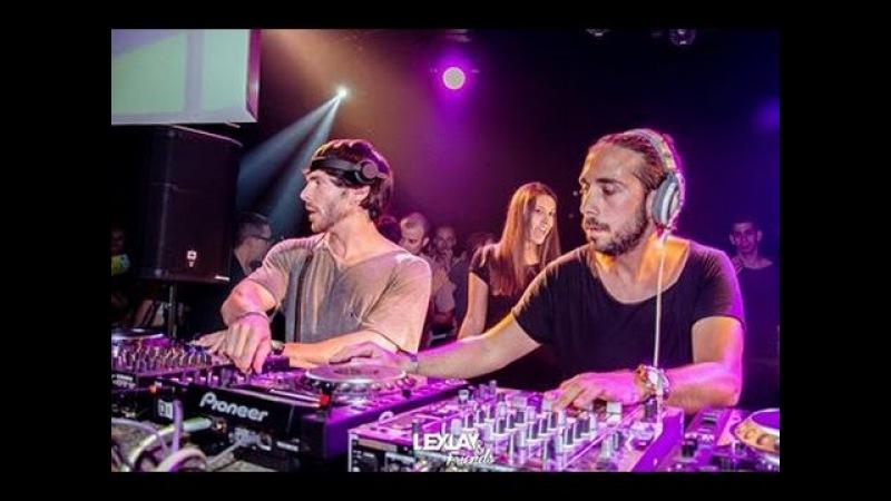 Cristian Varela B2B Lexlay @ Happy Techno /Lexlay Friends - City Hall (Barcelona) - 23.05.2015