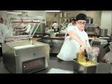 Картофелечистка, овощерезка и вакуумный упаковщик Sammic