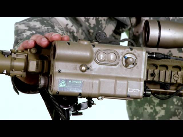 Small Tactical Optical Rifle-Mounted (STORM) Micro-Laser Rangefinder (MLRF), ANPSQ-23