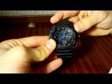 Посылка из Китая // Мужские спортивные часы SKMEI 0955