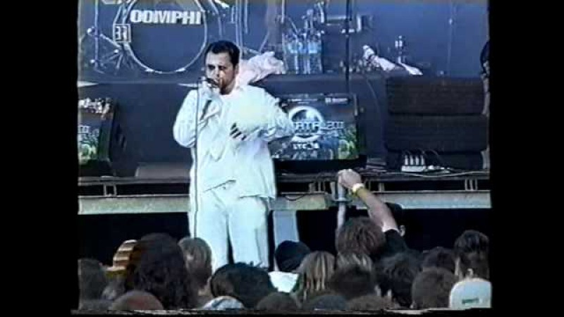 OOMPH! - Ice Coffin [live Taubertal Festival 2000]