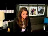 Nina Dobrev Interview E! Online 2014 - Nina opens up about Ian