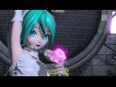 30fps Full風 Romeo and Cinderella ロミオとシンデレラ -Hatsune Miku 初音ミク DIVA English lyrics romaji subtitles