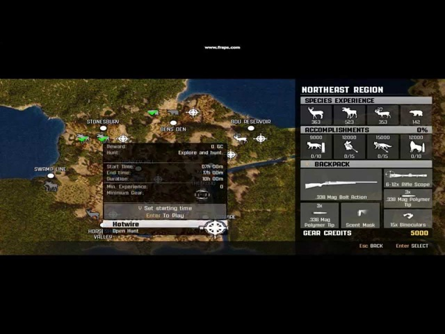 Читы для Cabela's Big Game Hunter Pro Hunts (2014)