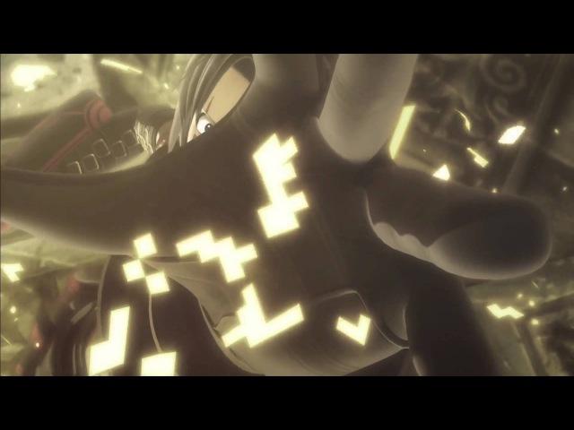 .HackG.U. TRILOGY - Haseo Vs Tri-Edge(Fist Fight)