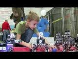 На фестивале в Новосибирске представили более 100 изобретений и опытов - Первый канал