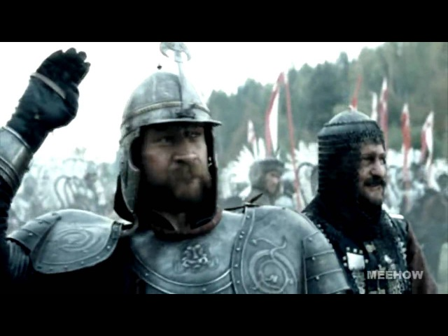 Husaria - the Polish-Lithuanian Winged Hussars.