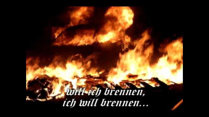 ASP Ich will brennen