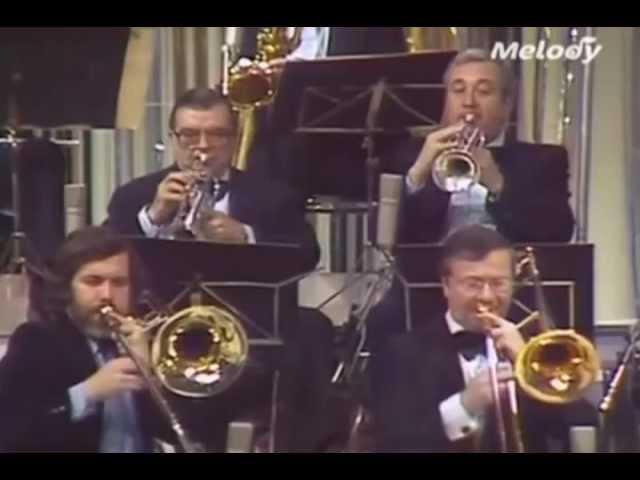 Raymond Lefévre - La soupe au choux (Live, 1981) Франция.