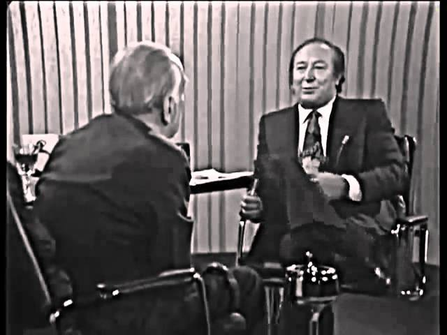 Entrevista a Jorge Luis Borges en A Fondo (1976)