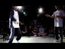 BCN TOP STYLES VOL.6 / Semifinal Hip Hop / Adnan vs Walid