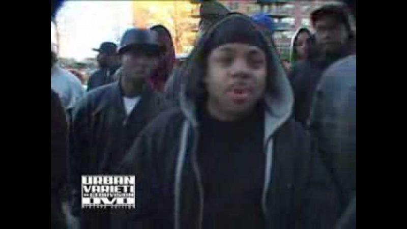 Fat Joe diss - The Bronx is back (Cuban Link, S-One etc....)