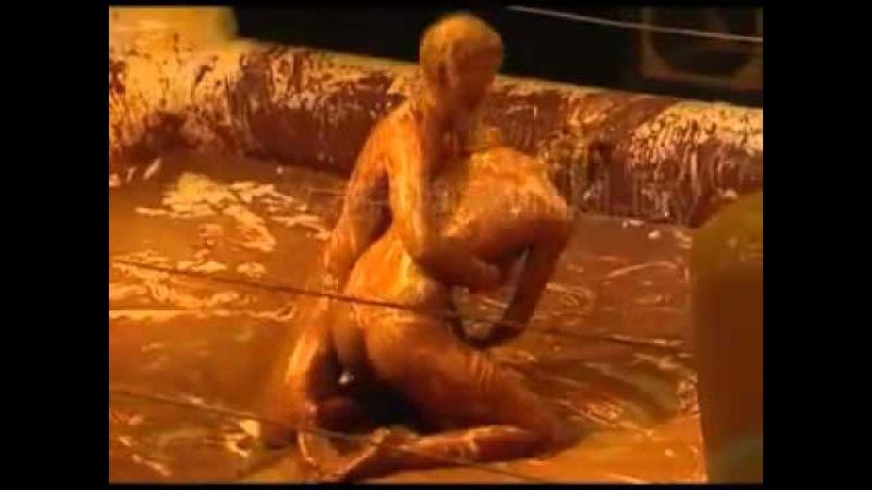 Бои Амазонок финал Блондинки в шоколаде