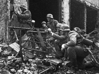 1942 год Бои под Ржевом по трупным полям Жукова World War II — History