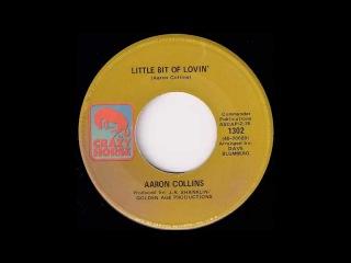 Aaron Collins - Little Bit Of Lovin' [Crazy Horse] '1969 Funk 45