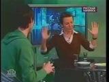 Светлана Сурганова в программе 'Русская начинка' (2007) (3)