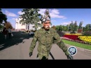 Вечерний Ургант. Уроки самообороны от Бориса Тигра 22.09.2014