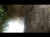 дождь в Гурзуфе