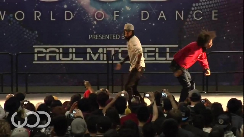 The Return of Les Twins HD || Presented by Far East Movement || World of Dance LA 2012