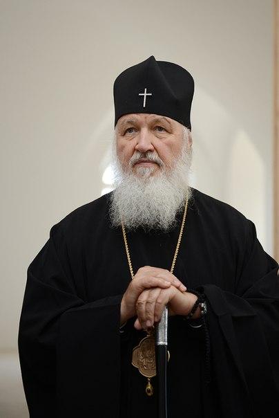 Патриарх Кирилл, Патриарх Московский и всея Руси