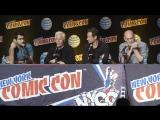 THE X-FILES - New York Comic Con- The Right Moment - FOX BROADCASTING