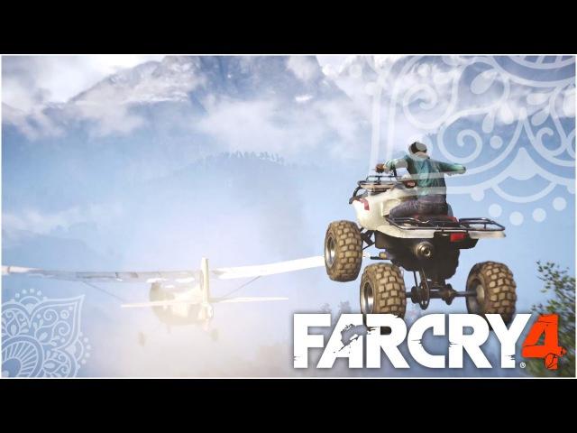 Трейлер 101 | Far Cry 4 [PSN] [RU]