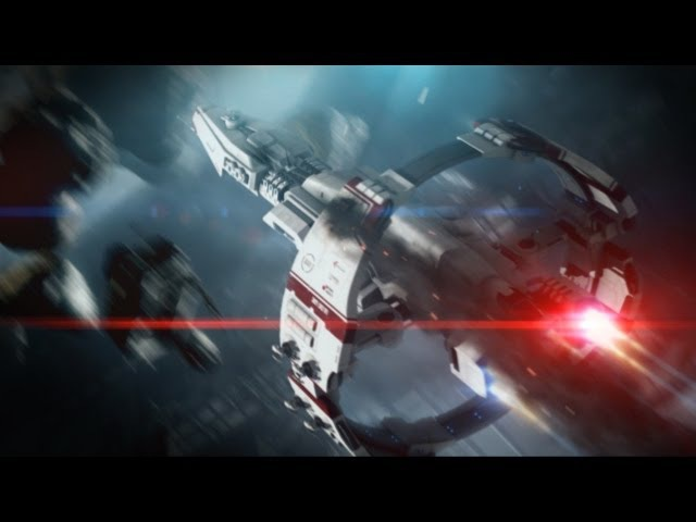 EVE Online: Rubicon Cinematic Trailer