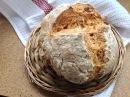Хлеб на йогурте или пахте без дрожжей / Ирландский содовый хлеб