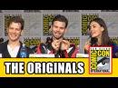 The Originals Comic Con 2015 Panel - Joseph Morgan, Danielle Campbell, Daniel Gillies, Phoebe Tonkin