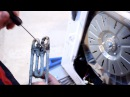 Замена ТЭНа в стиральной машине LG Master-Plus