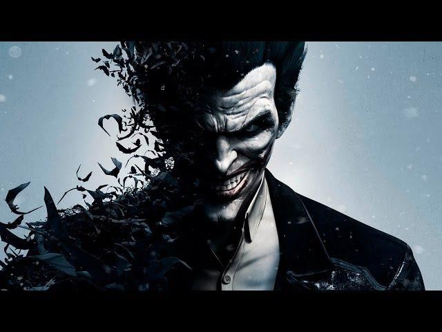 Joker Cutscenes Batman Arkham Origins