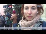 Акция памяти Бузины и Калашникова проходит у посольства Украины в Москве