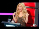 Top 10 all turn auditions The voice of USA part 2