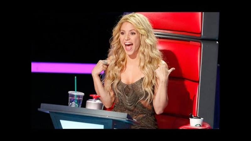 Top 10 all turn auditions The voice of USA | part 2