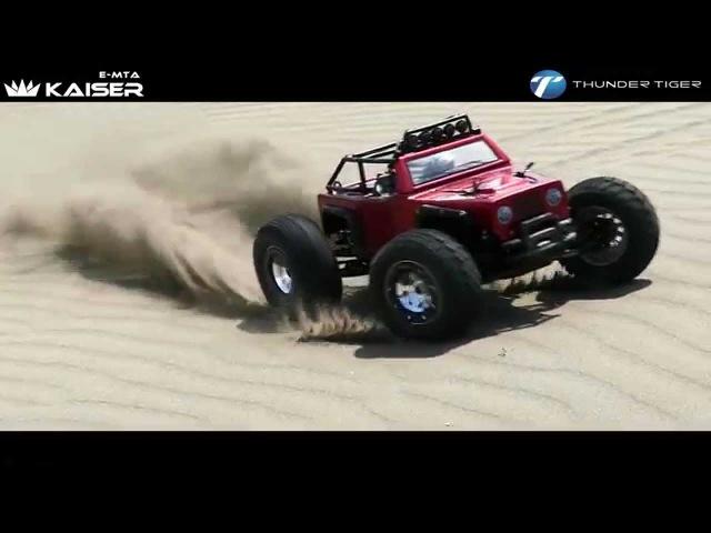 Thunder Tiger - Kaiser eMTA