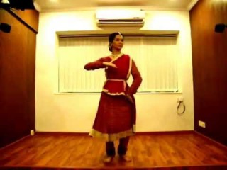 Paran (Kathak) by Shivangi Dake