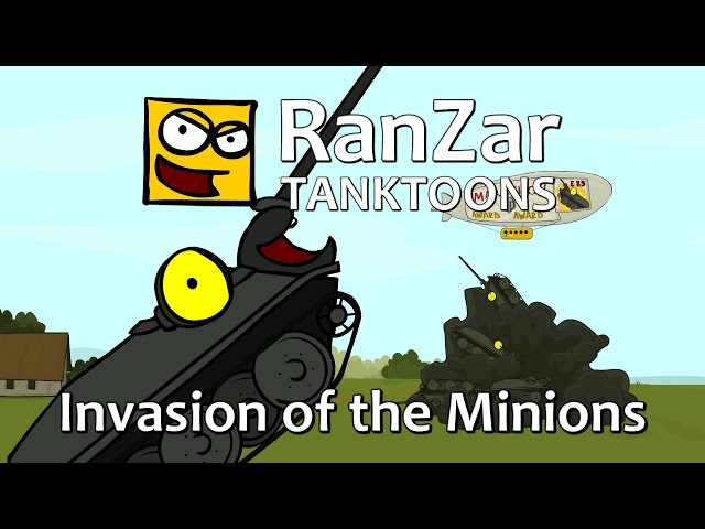 Tanktoon: Invasion of the Minions. RanZar