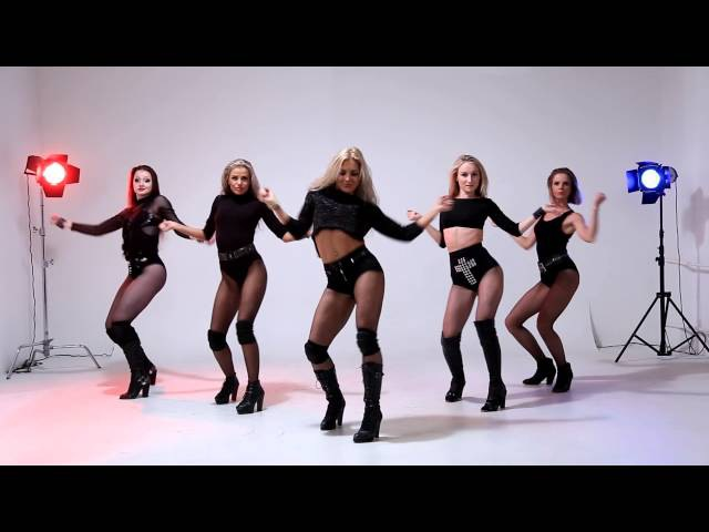 WORK BITCH / high heels choreo