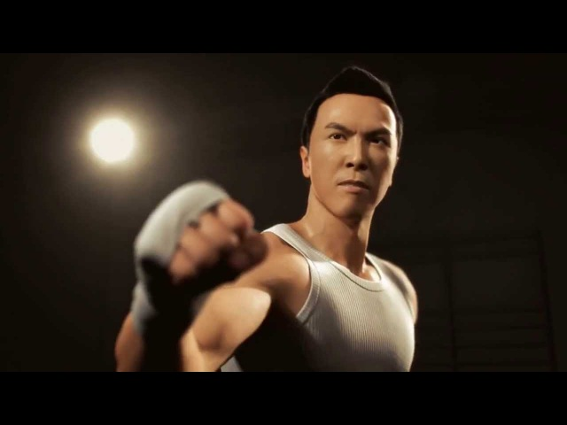A Warriors Dream》Donnie yen VS Bruce Lee
