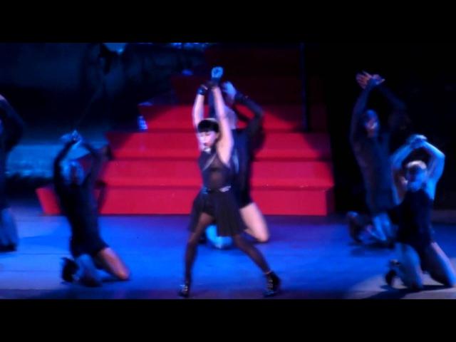 Lady Gaga 3 Telephone(1080p英文字幕)@2011 Taiwan music concert 🏆