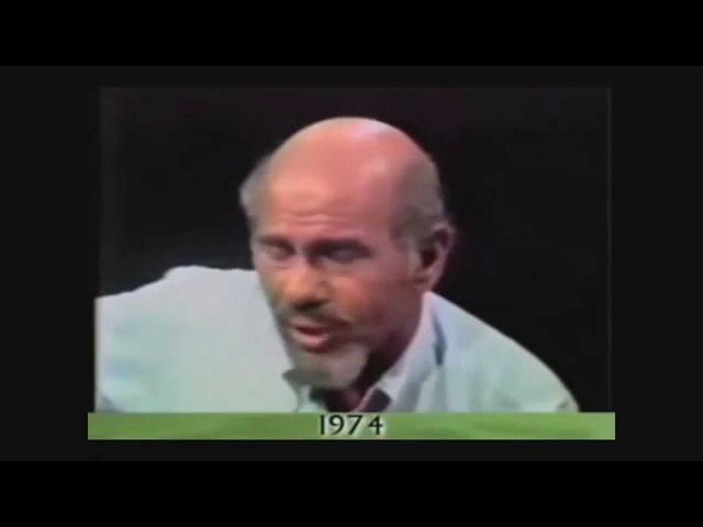 Жак Фреско на шоу Ларри Кинга (отрывки, 1974 г.)
