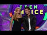 Bella Thorne and Gregg Sulkin 2015 Teen Choice Awards